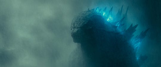 "The iconic thunder lizard has gone from a metaphor for the atomic age to tackling climate change in the new ""Godzilla."""