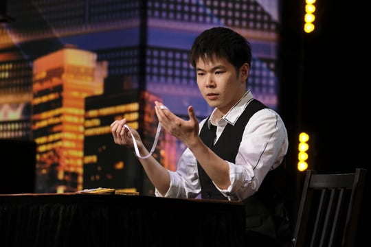 Magician Eric Chien