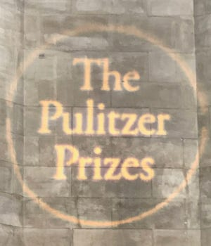 The Pulitzer Prizes are annual awards distributed to journalists, dramatists, authors and others.