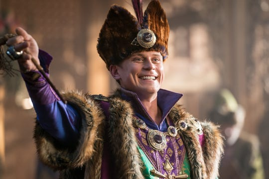 Billy Magnussen is more than just a silly hat as Prince Anders.