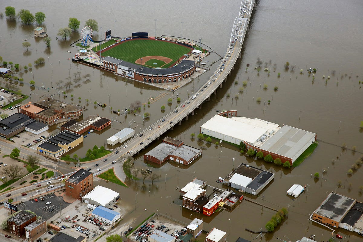 Mississippi River flooding is longest-lasting since Great
