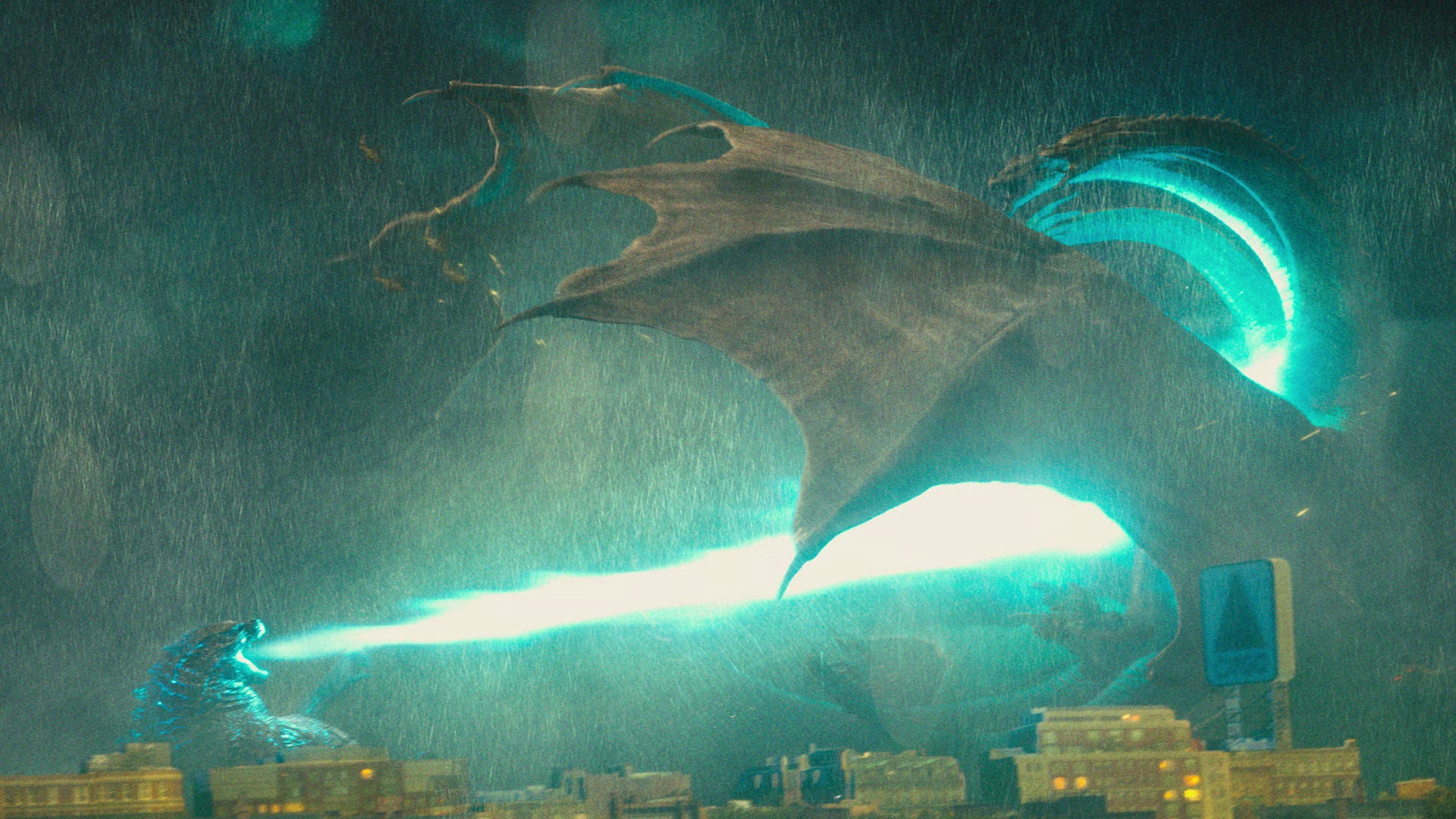 Godzilla faces old foes in 'Godzilla: King of the Monsters'