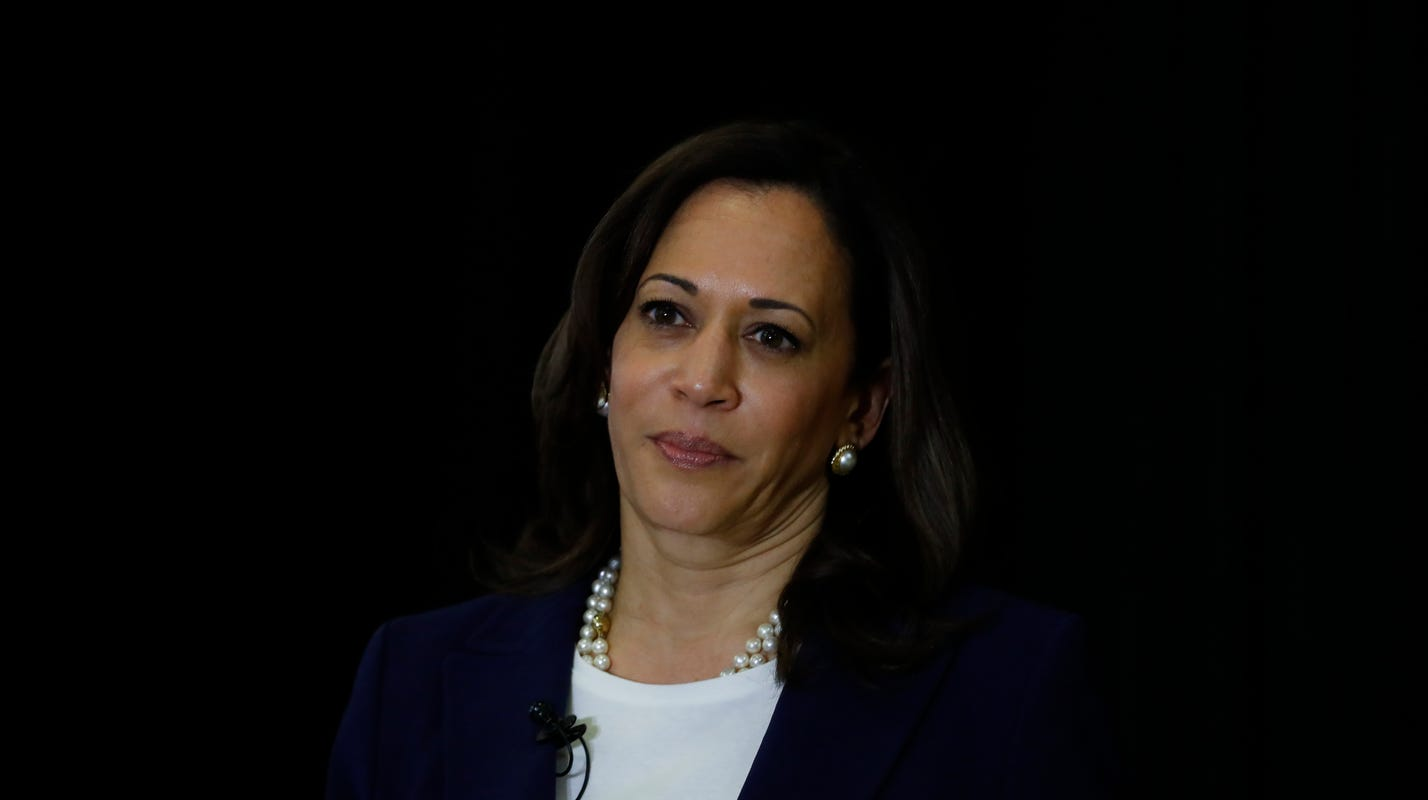 Kamala Harris took money from Epstein's law firm the same day she blasted it