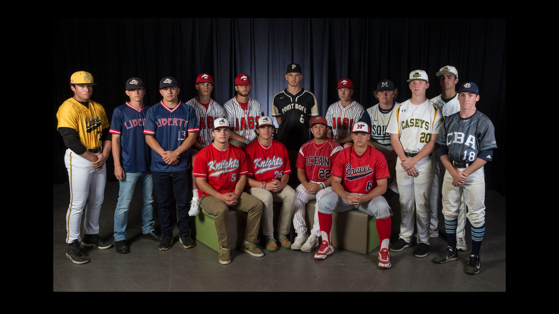 buy online a3219 9c6d9 NJ Baseball: Meet the 2019 All-Shore teams