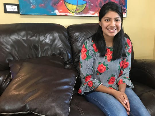 Jamie Ramos, 18, is set to graduate with the rest of Wylie High School's Class of 2019 at 7 p.m. Thursday at the Taylor County Coliseum. She'll study psychology at Dallas Baptist University, she said, to pursue a future in counseling after she had negative experiences in the Child Protective Services system as an elementary student.