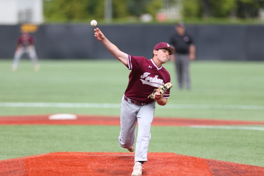 Fordham's John Stankiewicz, a Cherry Hill West graduate, was the Atlantic 10 Pitcher of the Year this season.