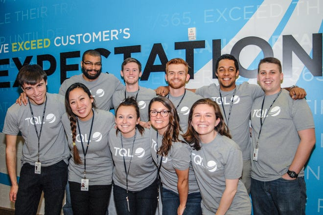 """""""Our employees are what makes TQL a top workplace. They put in the time and effort every day. They speak up when things need to change, and they celebrate small and large victories alike. They have created a culture of success."""" - Kerry Byrne, President of TQL."""