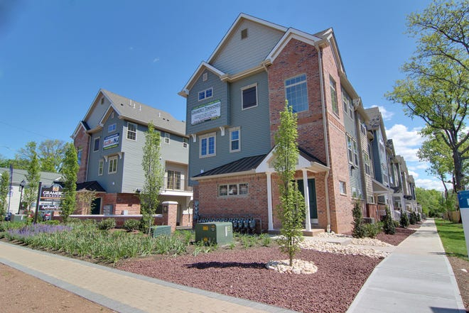 Gramercy Townhomes in South Bound Brook.