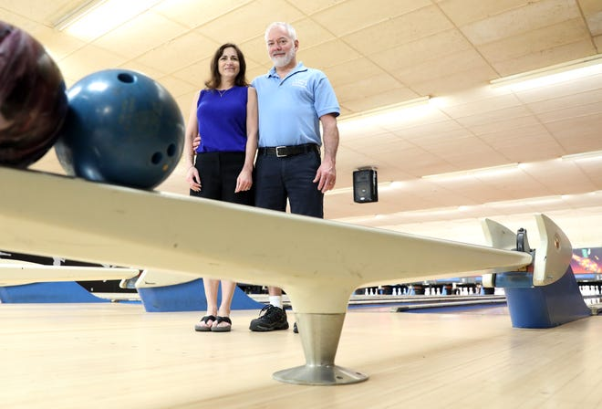 Jeff Oswald had been working at the bowling alley in Coshocton for more than 40 years when he and his wife Sue purchased the property and reopened it under the name Legacy Lanes & Lounge.