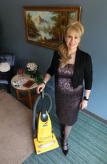 Although she once dreamed of being a beautician, Cathy Ward Dile always loved to clean and organize. So, in January 2001 she opened Dile's Faithful Cleaning.