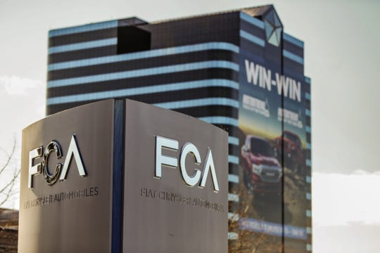 Fiat Chrysler Automobiles is partnering with Aurora Innovation to develop self-driving commercial vehicles.