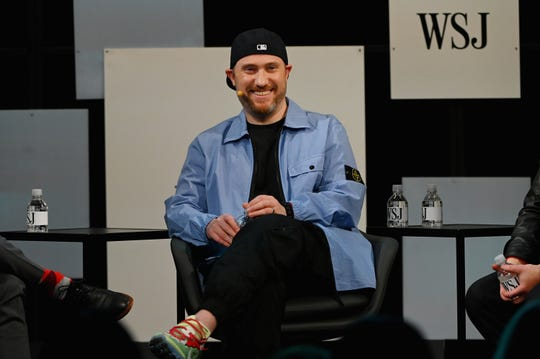 Josh Luber, Co-Founder and CEO of StockX, speaks during The Wall Street Journal's Future Of Everything Festival at Spring Studios on May 20, 2019 in New York City.