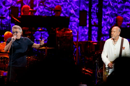 The Who delivers classics with a new orchestral twist in latest — and last? — Detroit show