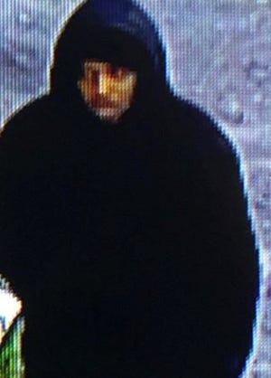 Suspect in a May 16, 2019, burglary at a cosmetics shop on Wyoming in Detroit.