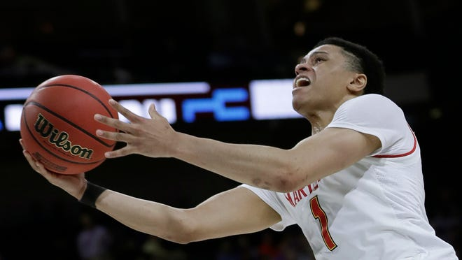 Maryland guard Anthony Cowan Jr. will return for his senior season after entering his name in the NBA draft.