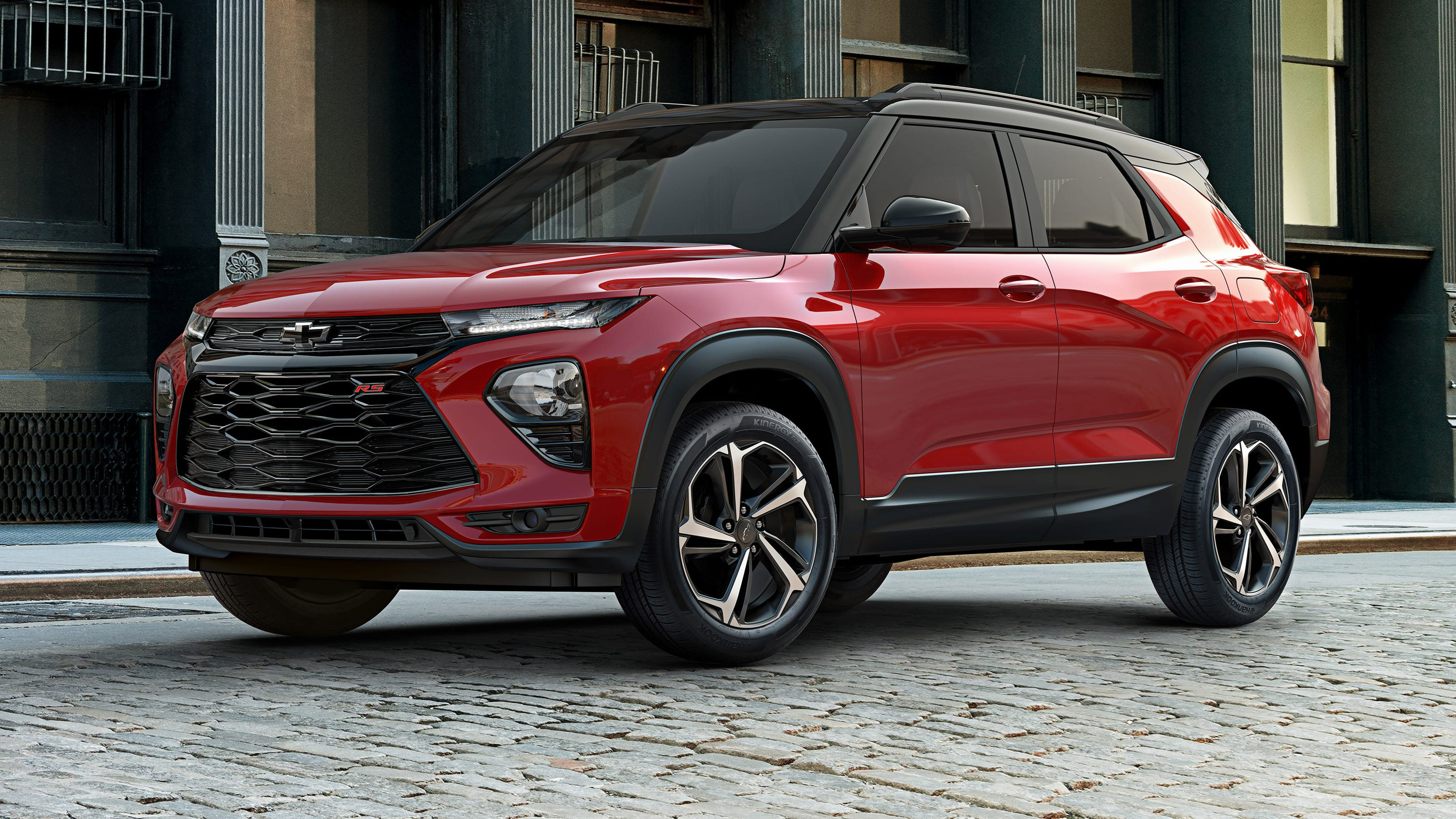 Chevy Brings Back The Trailblazer As A Small Suv