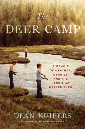 """The Deer Camp"" explores how restoring the land helped bring a father and his sons back together."