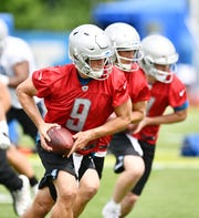 Lions quarterback Matthew Stafford sat out the first and last preseason game last season, playing 49 snaps.
