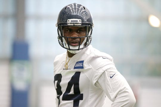 The Seattle Seahawks sued former Michigan State standout Malik McDowell, accusing him to repay a portion of his signing bonus.