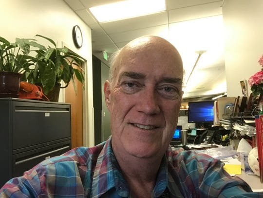 Kevin Duggan returned to work at the Coloradoan on May 28 after an extended medical leave.