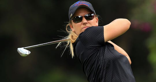 Austin Ernst is looking forward to playing in a U.S. Women's Open in her home state.