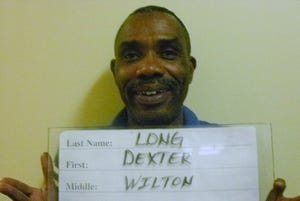 Dexter Wilton Long shown in this 2011 photo.