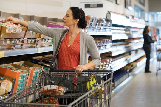 Store layouts are simple, with just four or five aisles, customers can quickly navigate the store and find the items they need