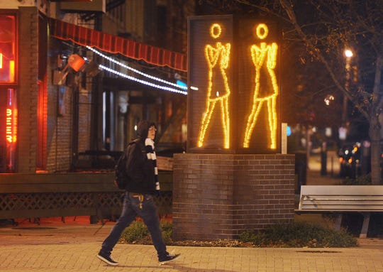 "The Indianapolis Cultural Trail Inc. has raised enough money to replace the first ""Ann Dancing"" with a new stronger version that will look like the original."