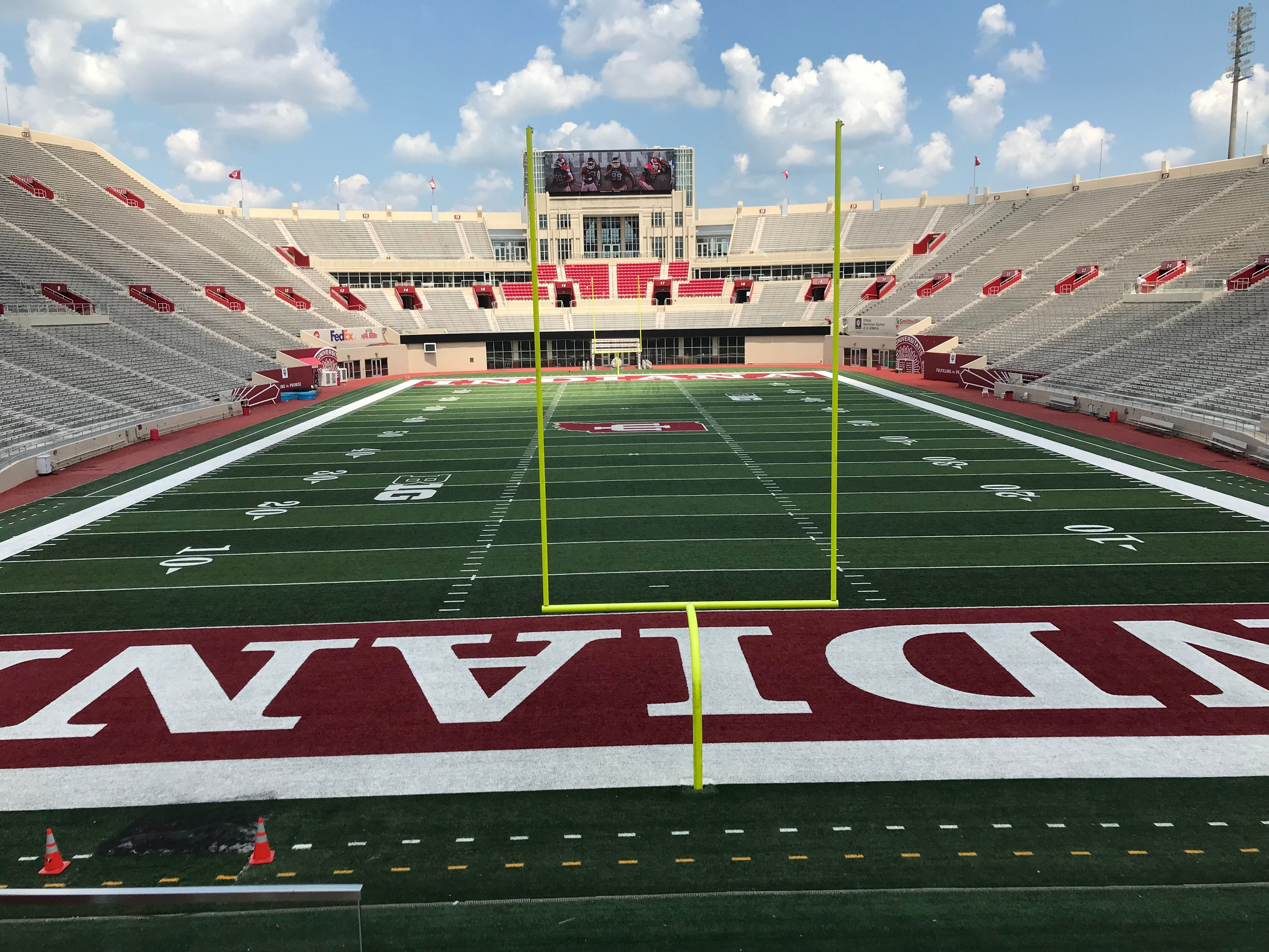 Iu Football Memorial Stadium To Feature Tiered Pricing For