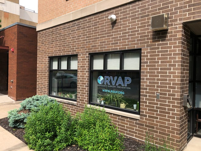The Rape Victim Advocacy Program located at 332 South Linn Street provides services to victims and survivors of gender-based violence. The program relocates to 108 River Street this week and opens Sept. 30, 2019.