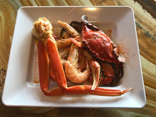 The Crab Boat in Madison: New seafood restaurant has fried