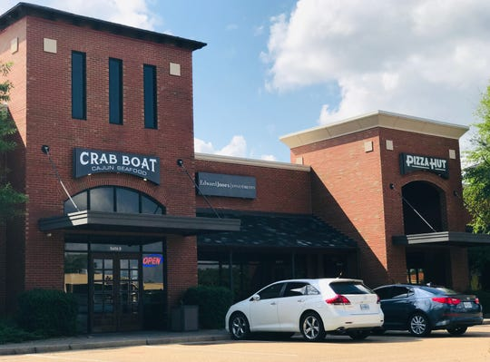 Crab Boat restaurant in Madison specializes in seafood that is boiled or fried.