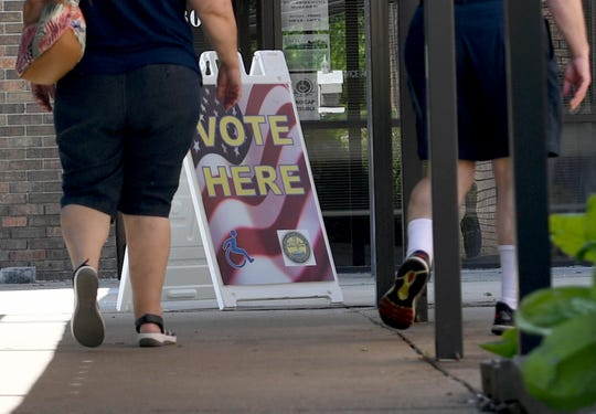 Early voting for the Jackson mayoral runoff runs through June 13.