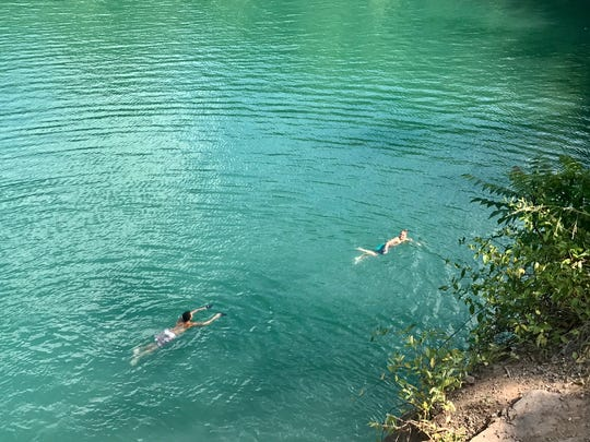 Knoxville swimming holes popular but can be dangerous