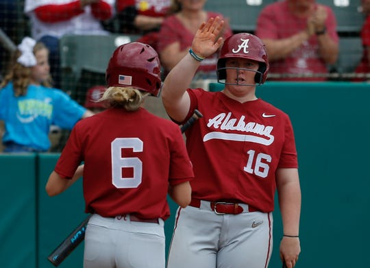 Alabama's Bailey Hemphill
