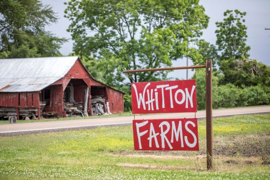 "Whitton Farms is known for  ""Certified Naturally Grown"" fresh produce as well as fresh-cut flowers."