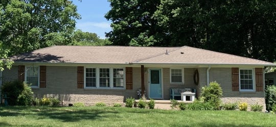 This 1,244-square-foot home in Sumner County was listed for $215,000 in May 2019.