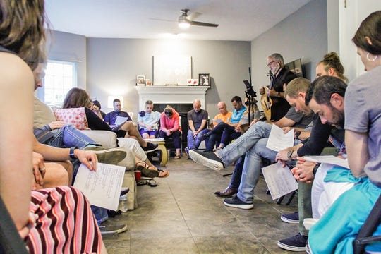 Grace Chapel Franklin has been hosting bible study and life groups in Fairview.