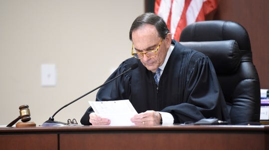 Judge Dee David Gay recently disqualified a Sumner County ADA for vindictive prosecution.