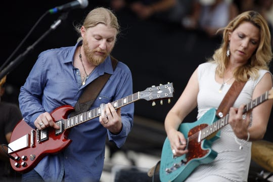The Tedeschi Trucks Band is headed to Florida this year.
