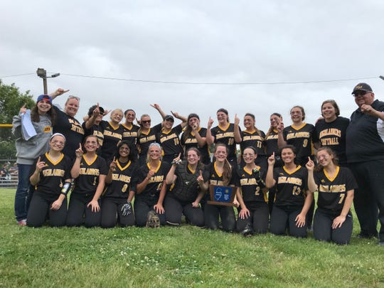 West Milford earned first softball sectional title since 2004 with a 3-1 win over West Essex.