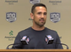 Packers head coach Matt LaFleur discusses the focus on red zone offense and defense during the second open OTA.