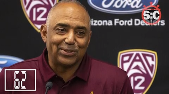 Michelle Gardner and Greg Moore discuss the impact Marvin Lewis will have on the ASU football program.