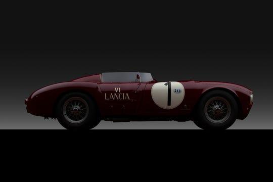 1953 Lancia D24