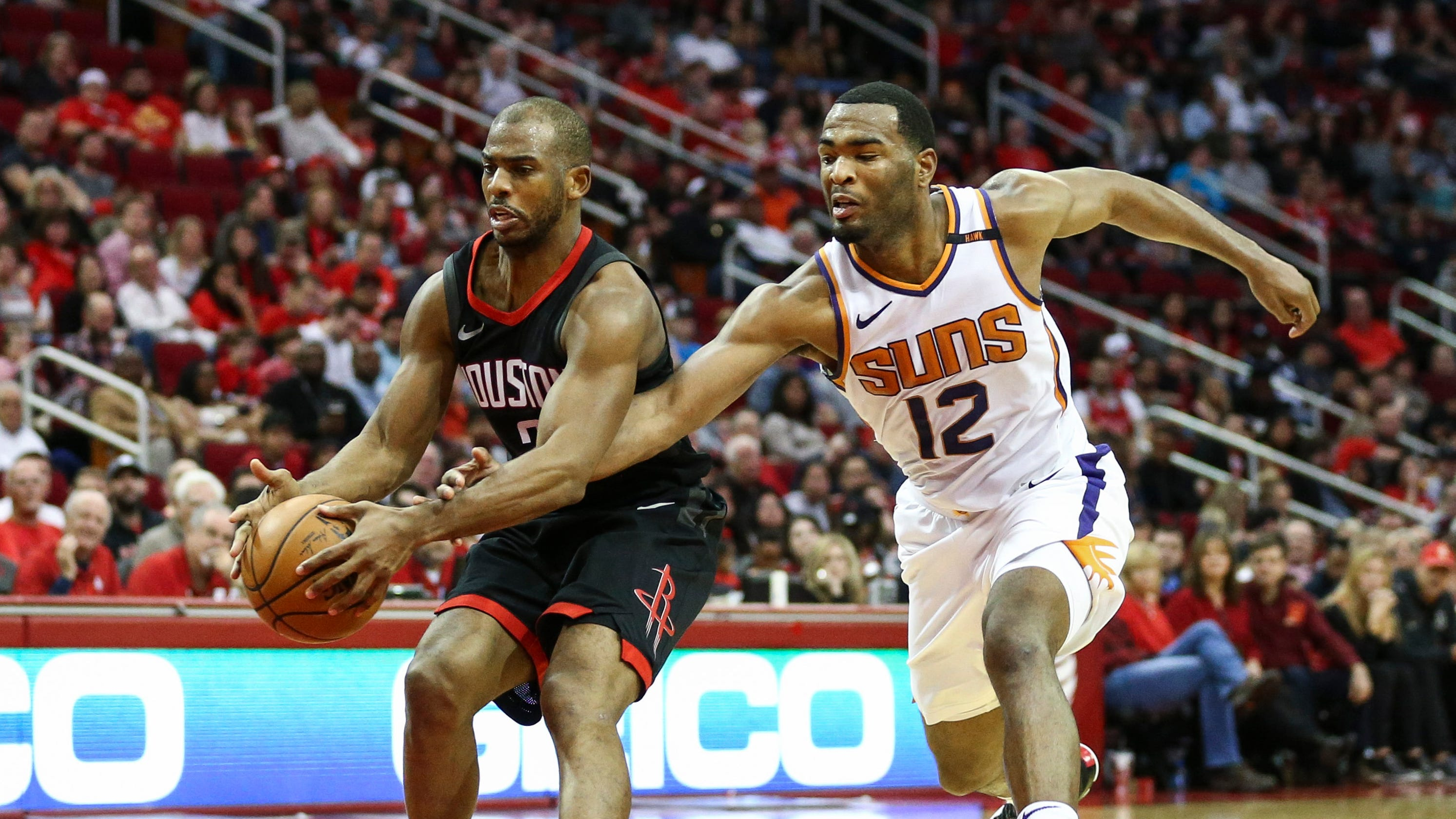 42084015af2 Chris Paul trade rumors  Rockets make point guard available for trade