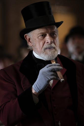 "Gerald McRaney stars in ""Deadwood: The Movie."""