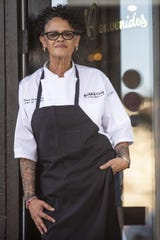 Chef Silvana Salcido Esparza gathers chefs across the Valley each day to prepare food for those who need it.