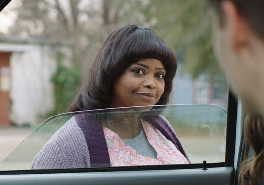 "Sue Ann (Octavia Spencer) makes a good first impression in ""Ma."""
