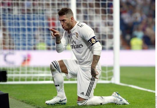 El defensa y capitán del Real Madrid, Sergio Ramos, habría pedido a su directiva la oportunidad de salir para ir a jugar a China.