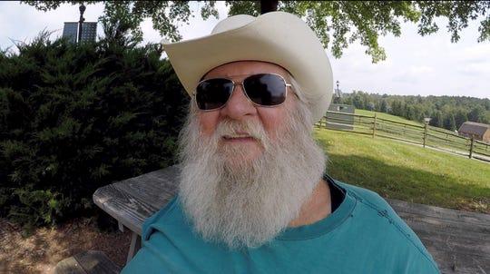 Duke Devlin at Bethel Woods Center for the Arts, on the Woodstock site in Sullivan County, New York.